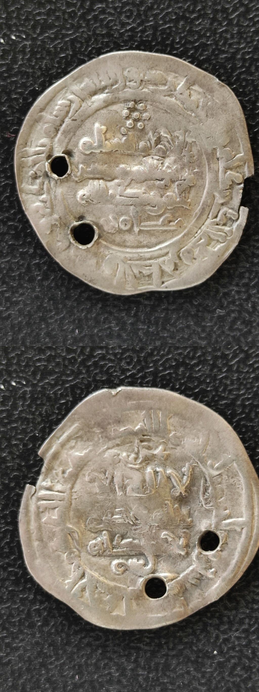 Dírham de Hixam II, al-Ándalus, 377 H Img_2036