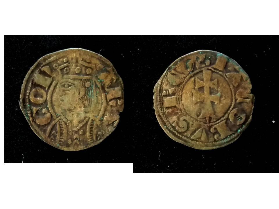 Dinero de Jaime II. Jaime210