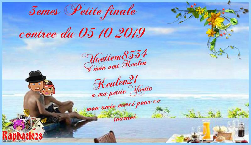 TROPHEES DU 05/10/2019 Piza1883