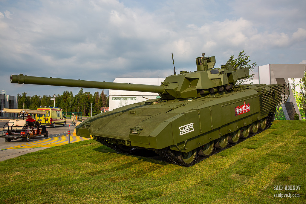 [Official] Armata Discussion thread #4 - Page 38 44181710