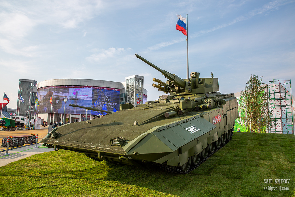 [Official] Armata Discussion thread #4 - Page 38 58182810