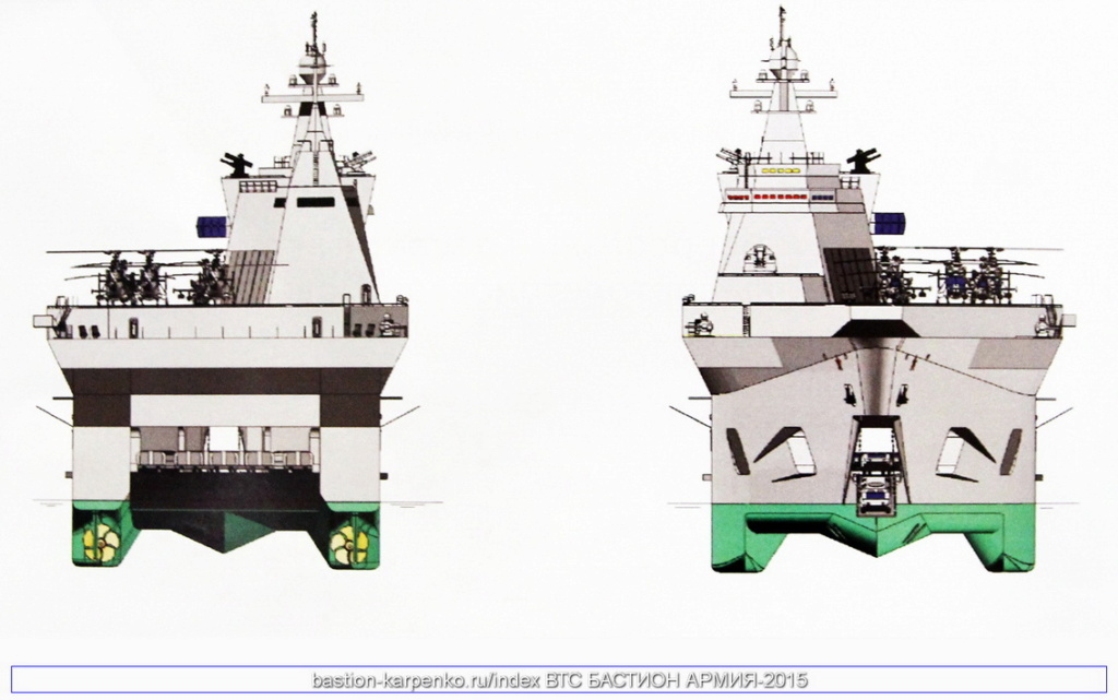Universal landing ships for Russian Navy - Page 3 Lavina10