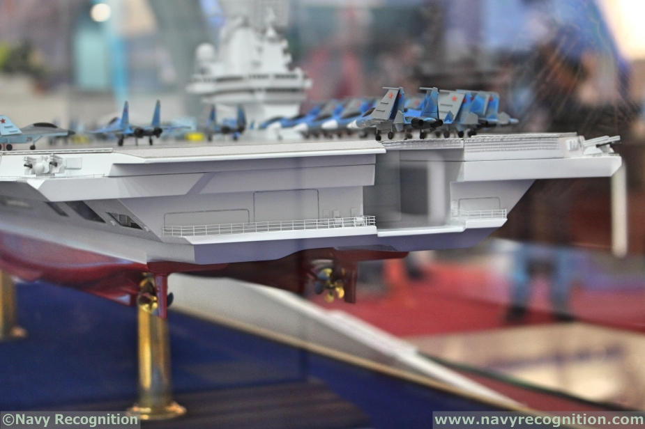 Future russian aircraft carriers. #3 - Page 21 Russia10