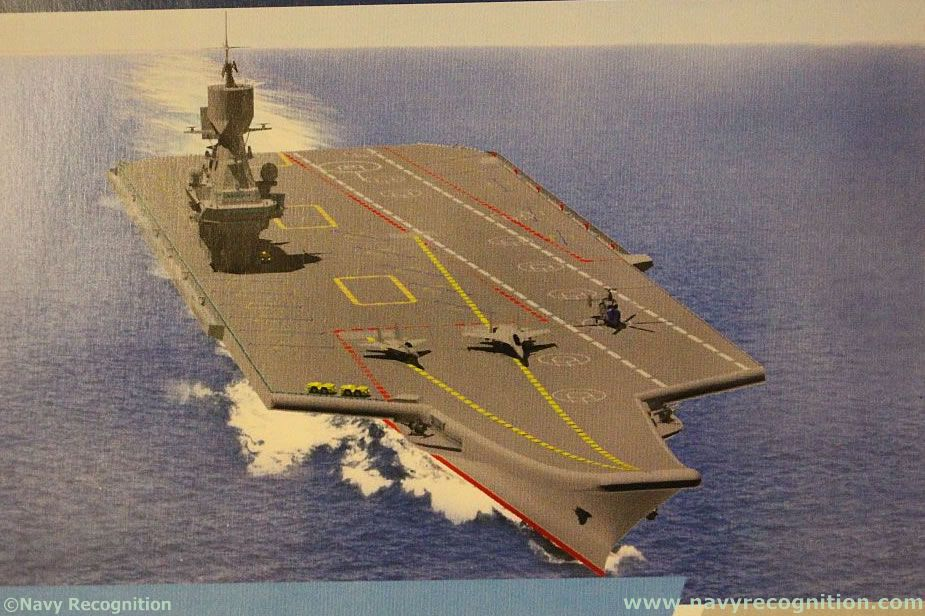 Future russian aircraft carriers. #3 - Page 23 Russia11