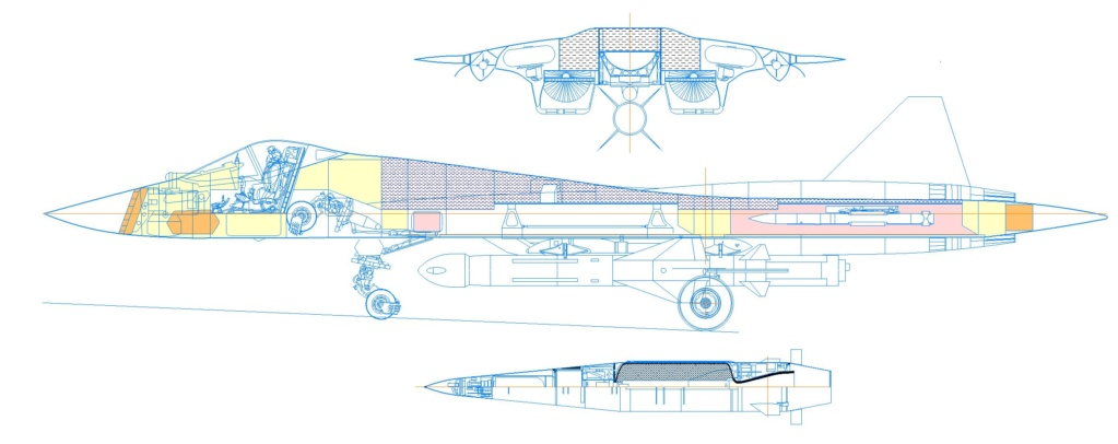 Future russian aircraft carriers. #2 - Page 37 T50big10