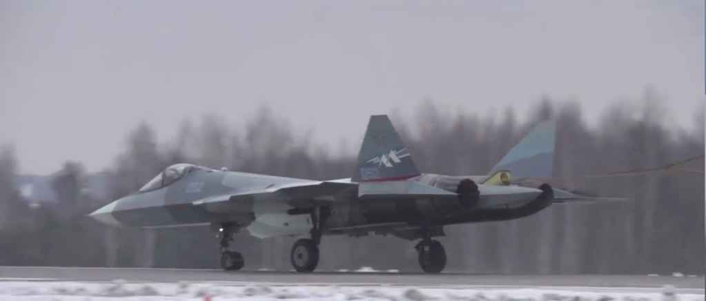 Su-57 Stealth Fighter: News #5 - Page 15 Wedcxm10