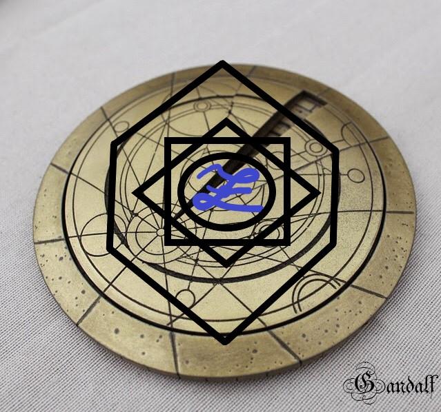 Исповедальный диск. Автор Gandalf
