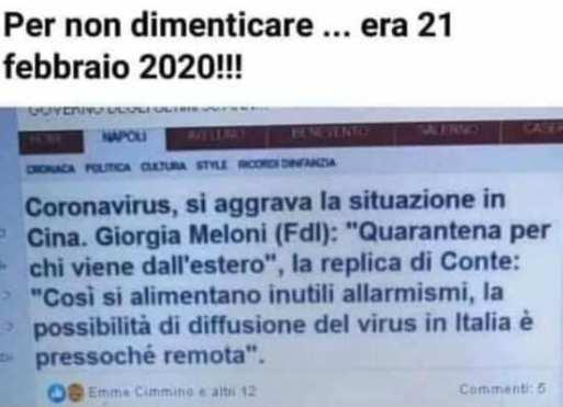 Il governo giallorosa di Giuseppi, Gigino e compagnia cantante - Pagina 14 Remota10