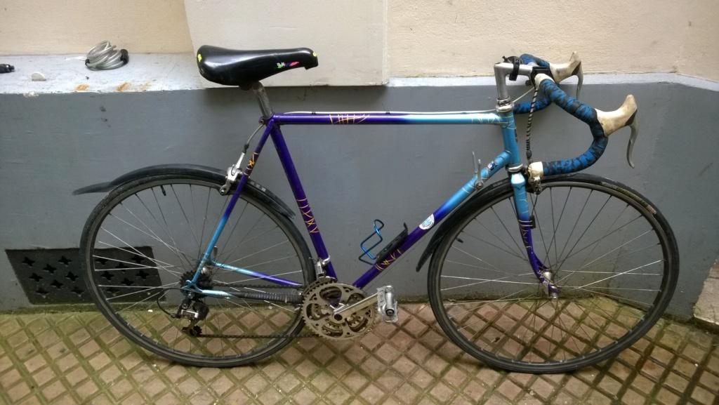 Transformation course peugeot en vélo de ville 650b  Wp_20113