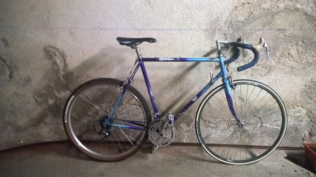 Transformation course peugeot en vélo de ville 650b  Wp_20115
