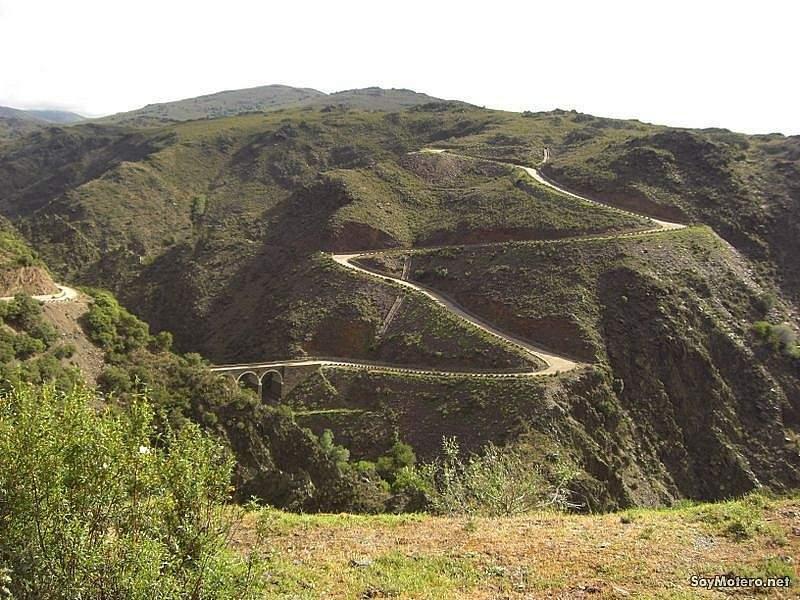 26 de Octubre ruta de la sierra pobre a la tejera negra por la muralla china.  Cimg2910