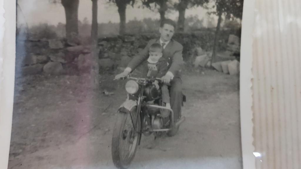 Las motos de mi abuelo. ¿Qué marca son? 20181111