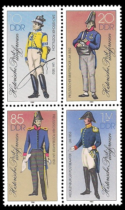 Uniformen Ddr86011