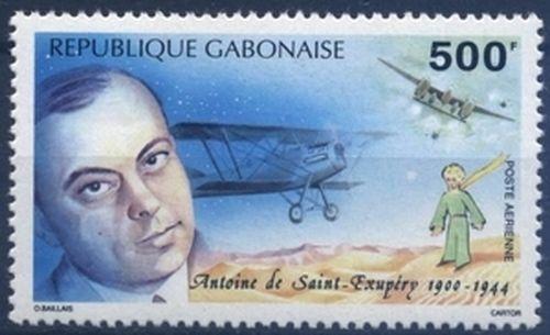 Briefmarken-Kalender 2019 - Seite 9 Gabun-10