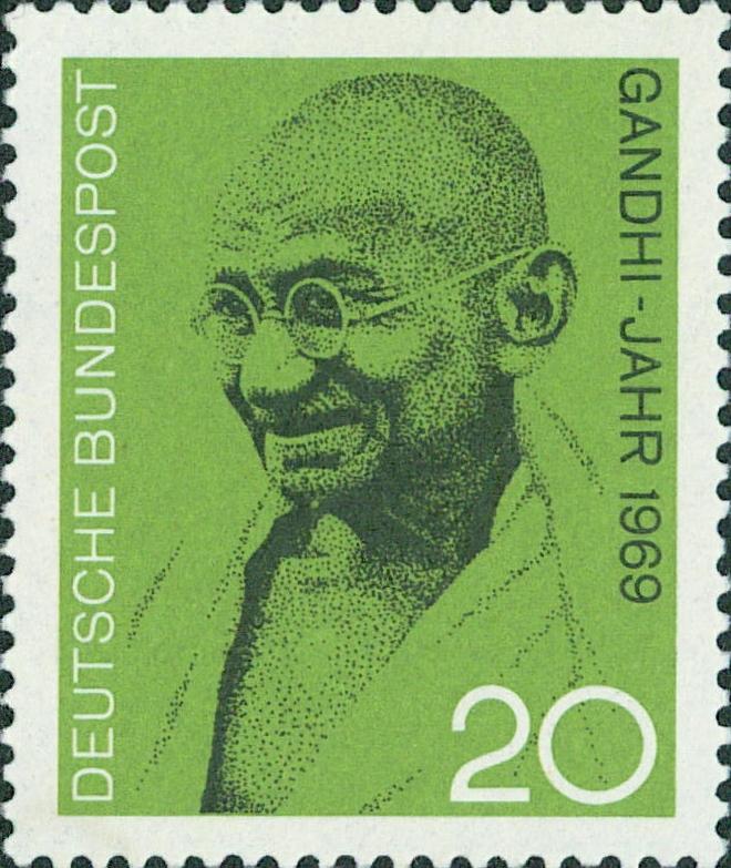 Briefmarken-Kalender 2020 - Seite 5 Gandhi10