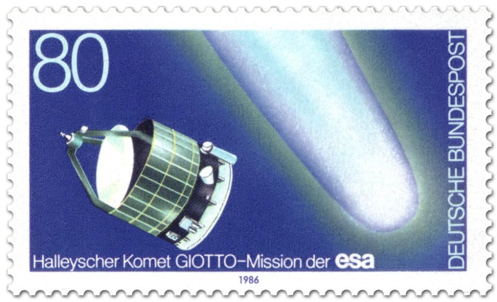 ● Briefmarken-Kalender 2021 - Seite 6 Halley11