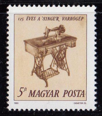 ● Briefmarken-Kalender 2021 - Seite 10 Hun-1910