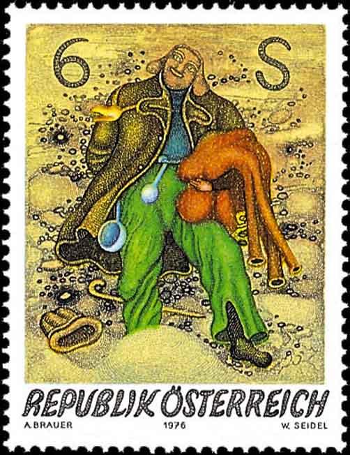 Briefmarken-Kalender 2019 Redaki15