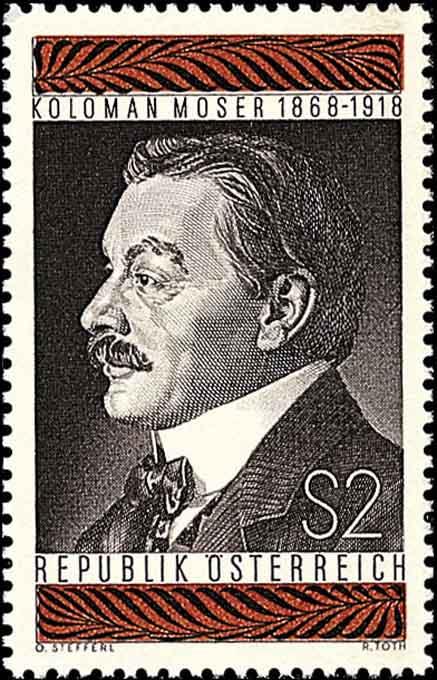 Koloman Josef Moser Redaki37