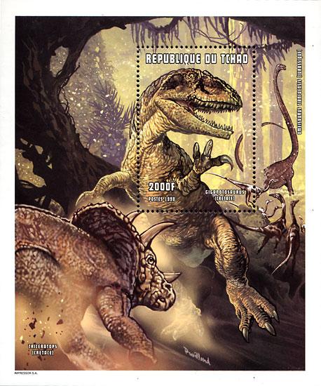 Dinosaurier Td029110
