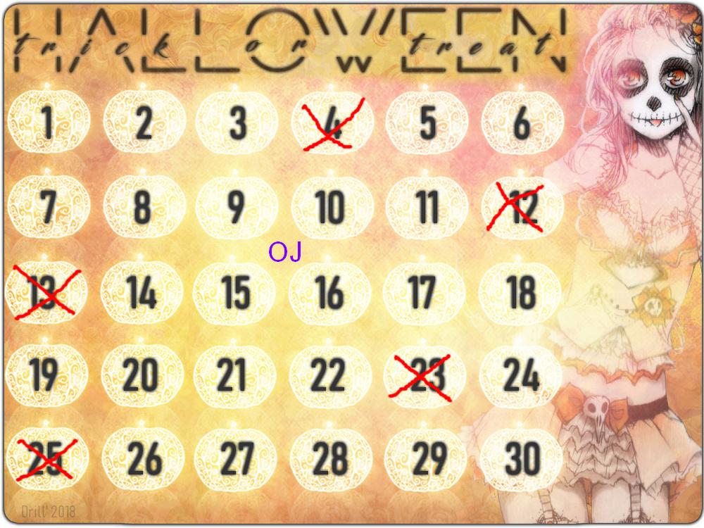 Event 46 ♦ Jusqu'au 31 octobre Cruuuh10