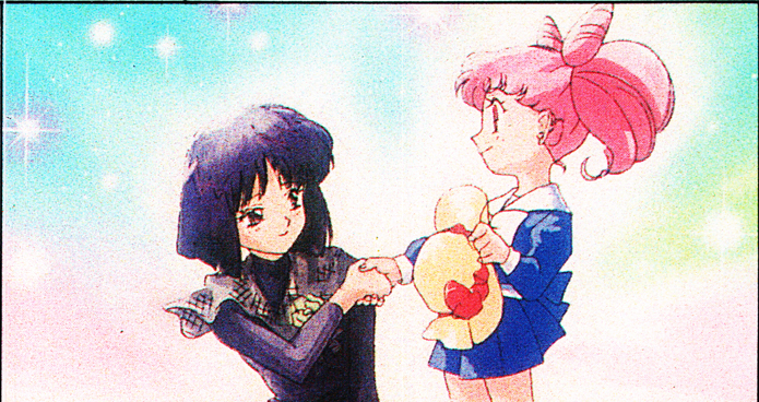 Chibiusa & Hotaru Pairing Chibiu10