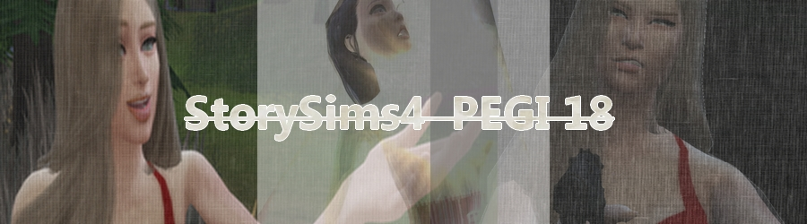 StorySims4 PEGI 18 -