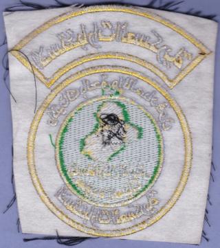 Unknown Iraqi patch Iraq_u12