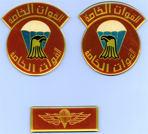 Iraqi Special Forces  Parachute Wings set Iraqi_10