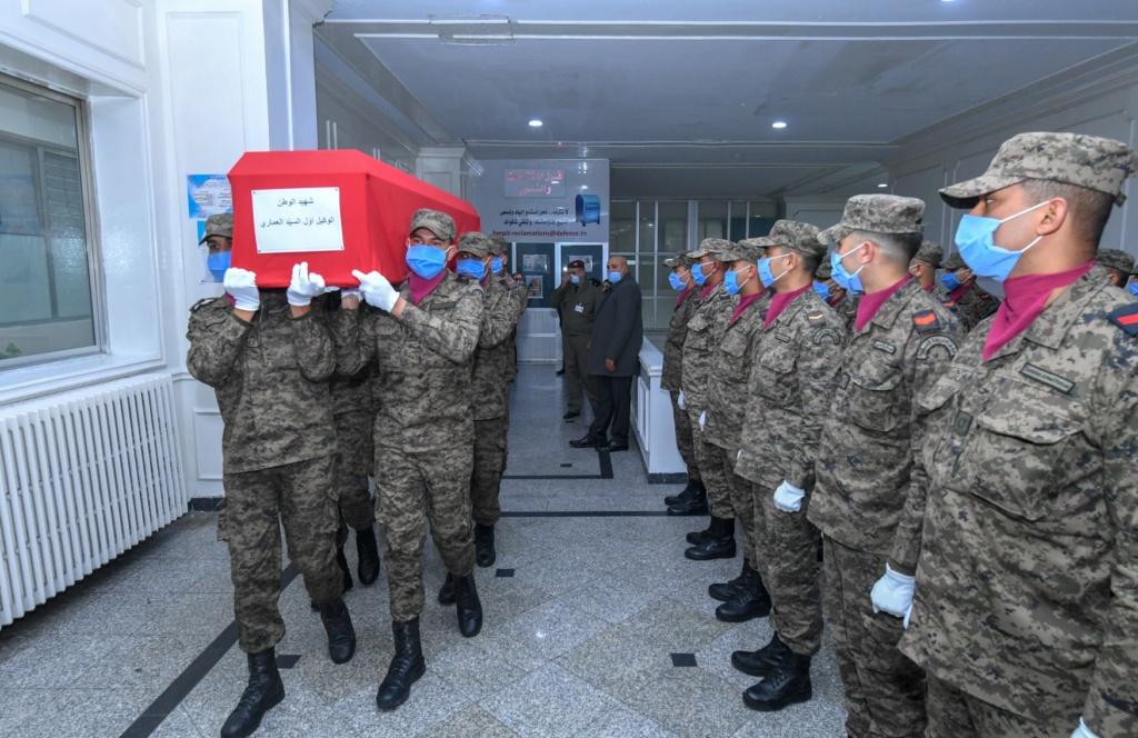 Armée Tunisienne / Tunisian Armed Forces / القوات المسلحة التونسية - Page 27 14595610