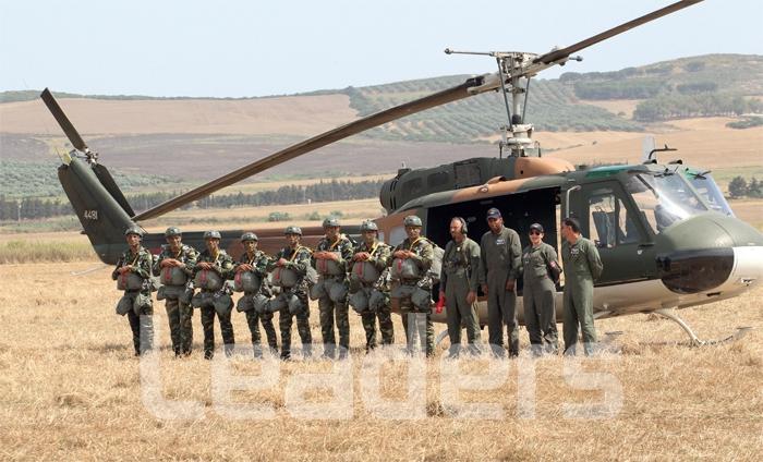 Armée Tunisienne / Tunisian Armed Forces / القوات المسلحة التونسية - Page 17 15625812