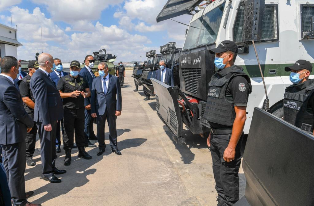 Armée Tunisienne / Tunisian Armed Forces / القوات المسلحة التونسية - Page 39 24123010