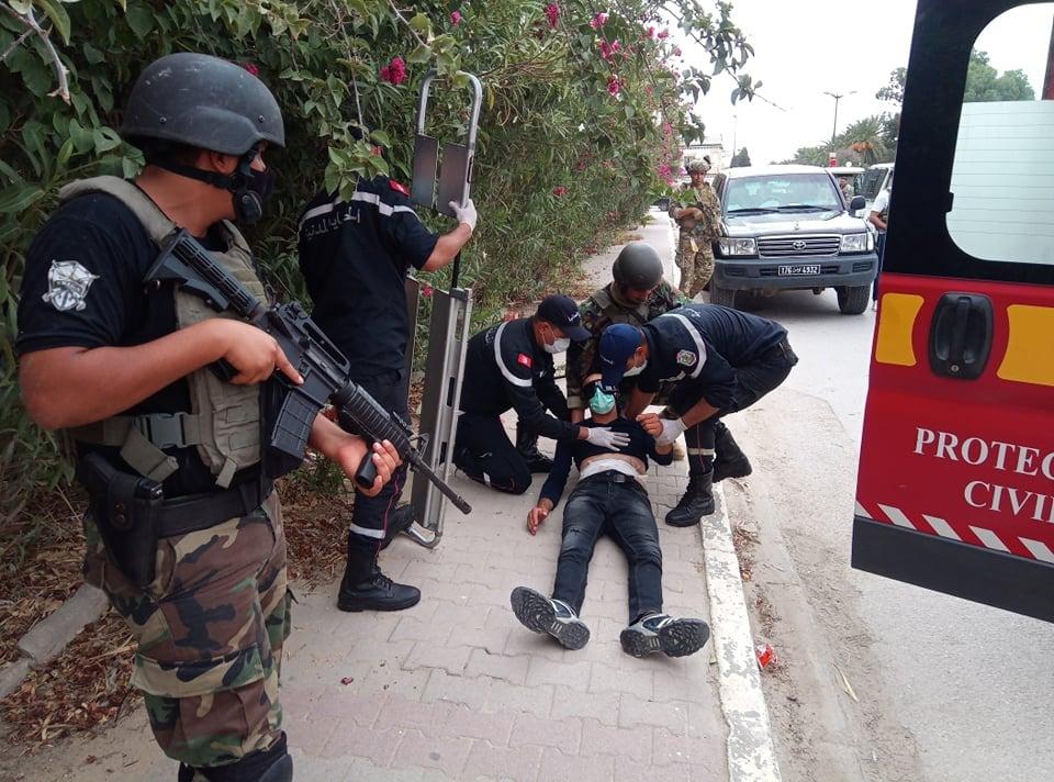 Armée Tunisienne / Tunisian Armed Forces / القوات المسلحة التونسية - Page 39 24287910