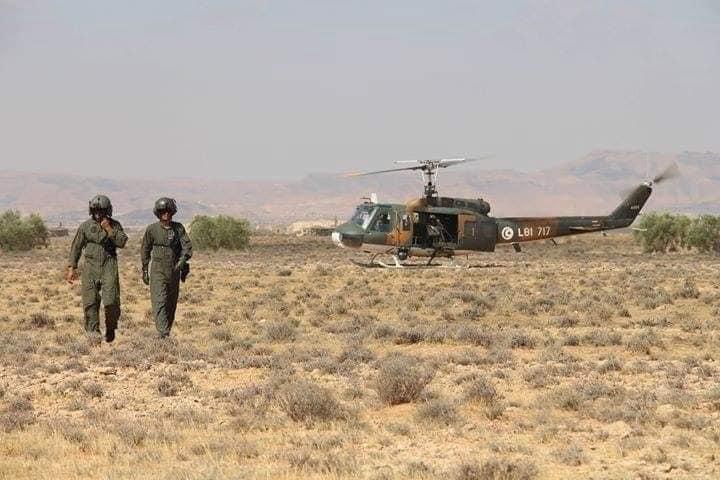 Armée Tunisienne / Tunisian Armed Forces / القوات المسلحة التونسية - Page 17 67191510