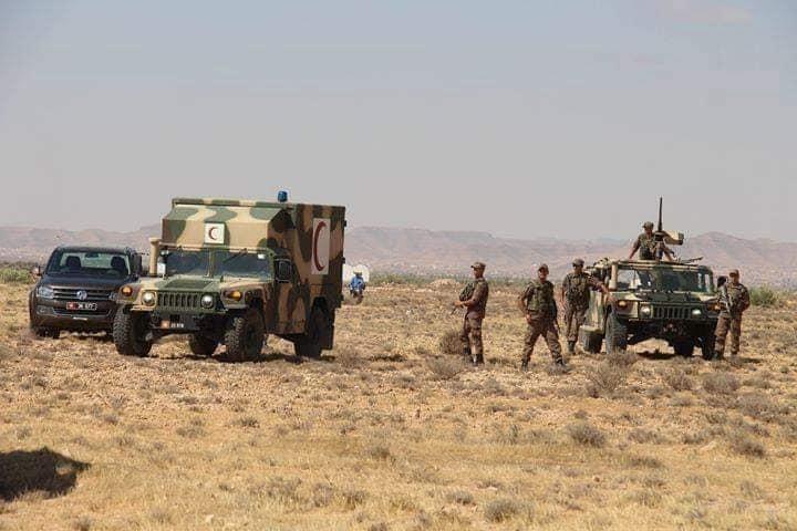 Armée Tunisienne / Tunisian Armed Forces / القوات المسلحة التونسية - Page 17 67347410