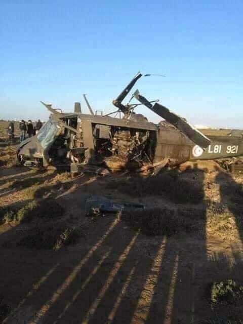 Armée Tunisienne / Tunisian Armed Forces / القوات المسلحة التونسية - Page 39 Crash-10