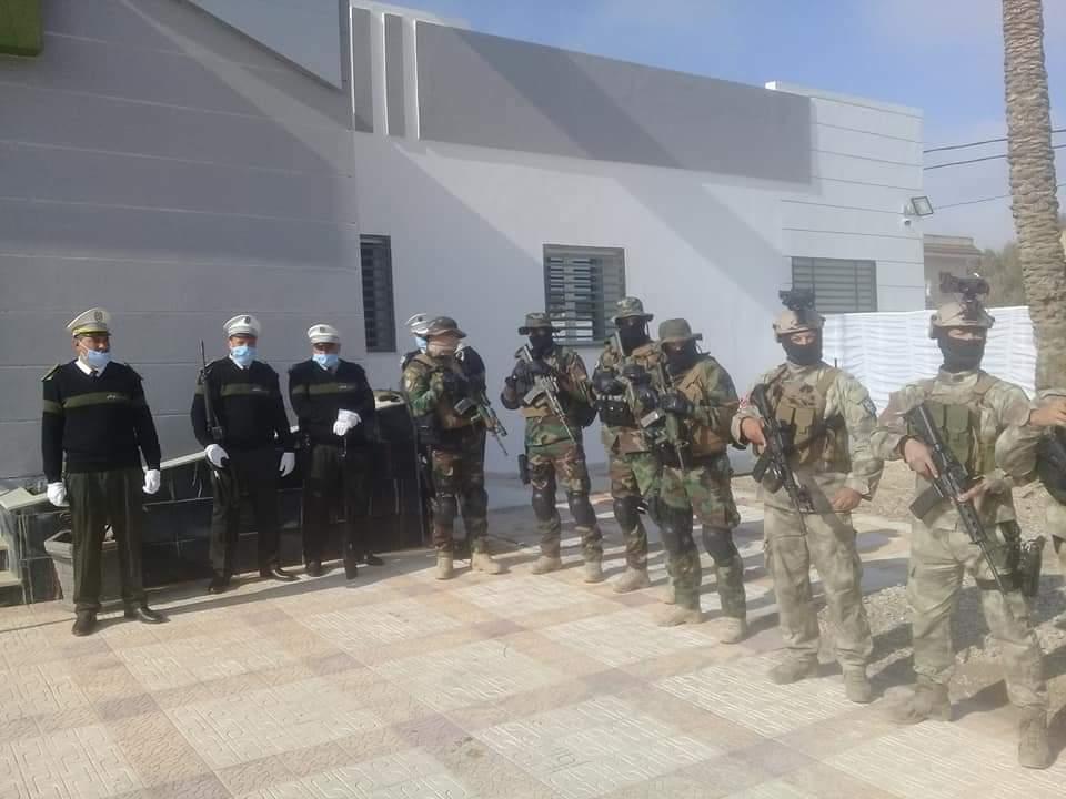 Armée Tunisienne / Tunisian Armed Forces / القوات المسلحة التونسية - Page 28 Fb_img14