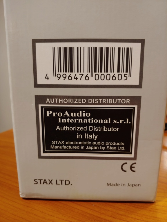 (RM) Vendo Stax 507 (Vendute) 20191014