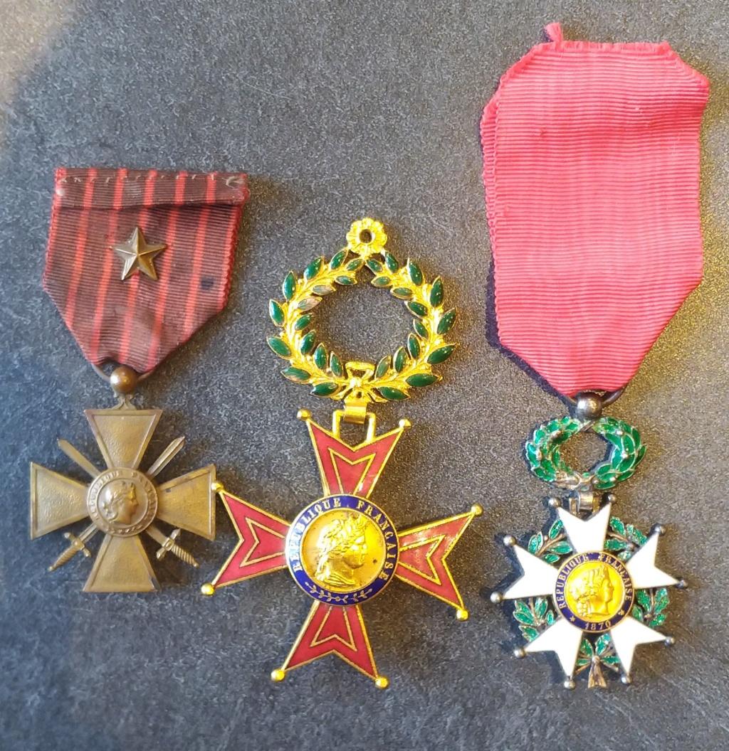 Médaille à identifier P_201810
