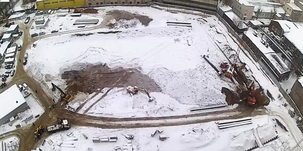 Веб-камеры на площадке строительства ЖК «Серебряный фонтан»  - Страница 8 777710