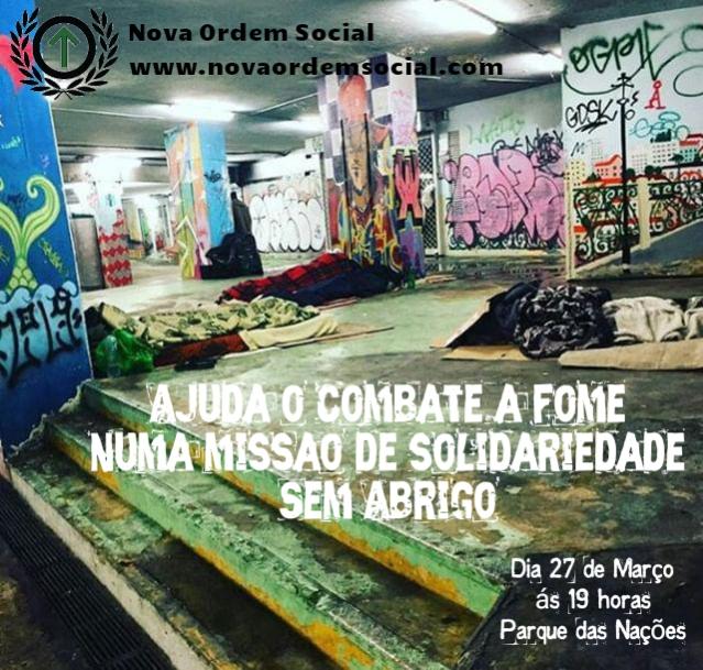 27 de Março- Acção de Solidariedade com os sem-abrigo de Lisboa (fotos) Img_2057