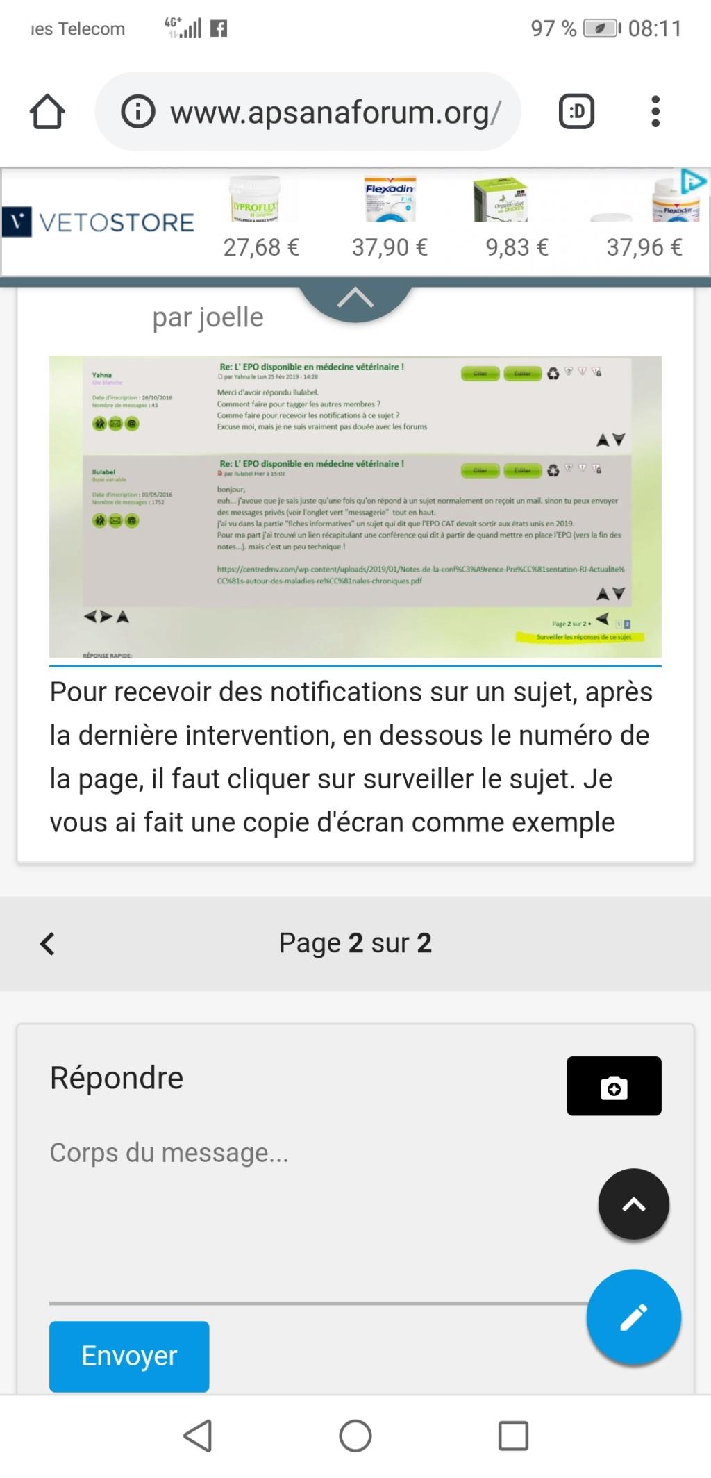 L' EPO disponible en médecine vétérinaire ! - Page 2 Screen10