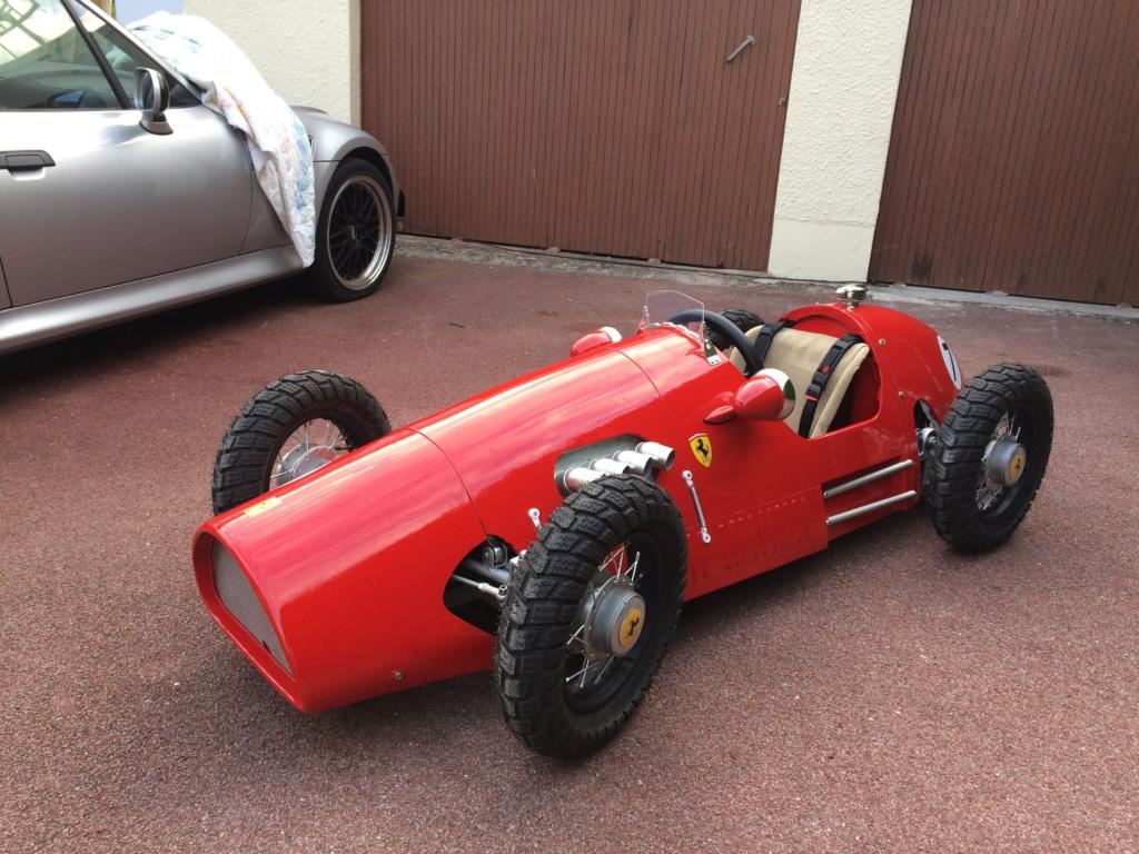 Mini Ferrari F500 f2 1952 thermique échelle 1/2 390d9a10