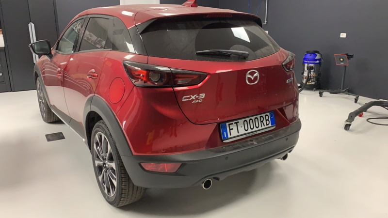 Admin vs Mazda CX-3 Soul Red Crystal A8068410