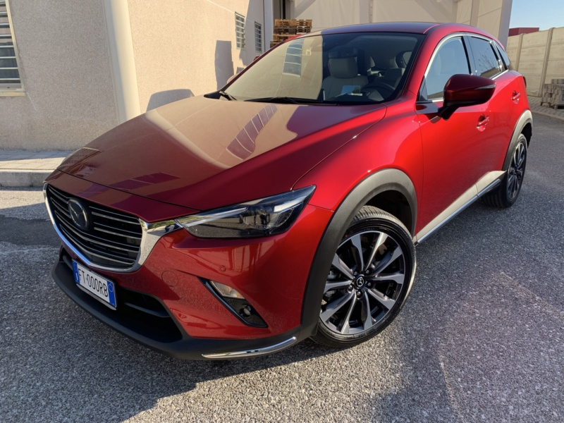 Admin vs Mazda CX-3 Soul Red Crystal Img_9541