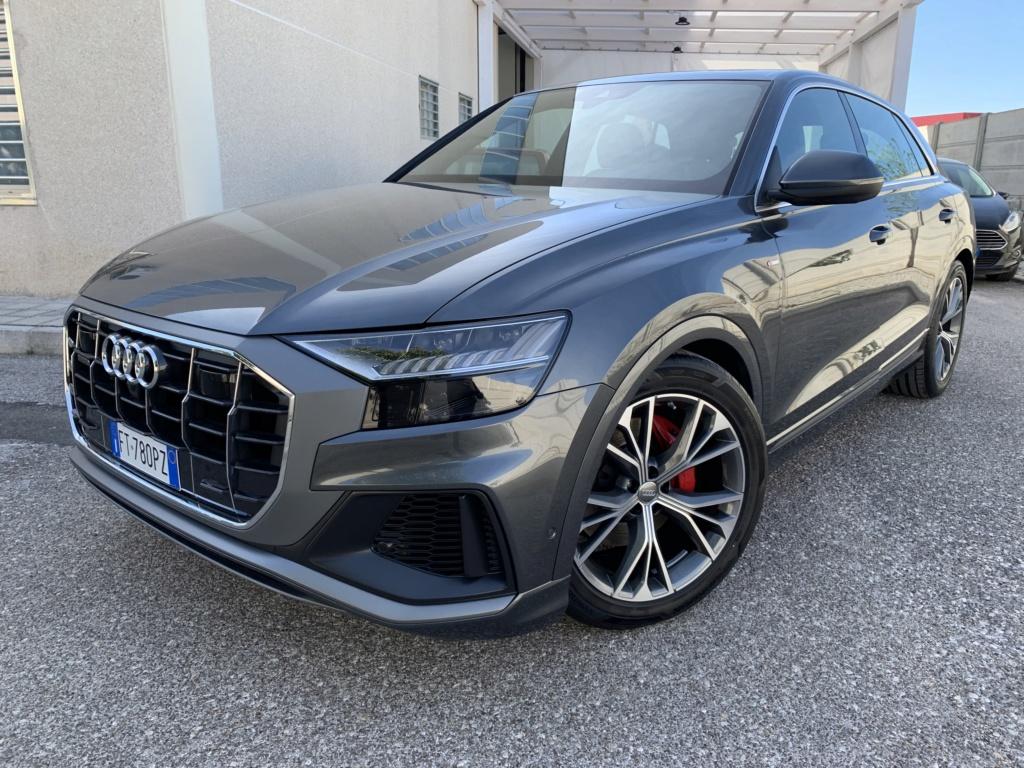 Admin&Bro vs Audi Q8 Img_9544