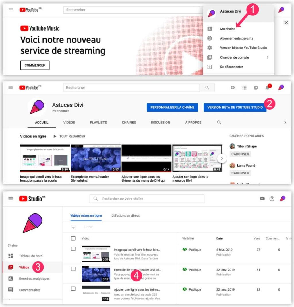 Optimisation de vos vidéos sur Youtube 1-yout10