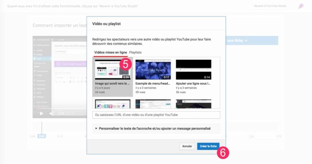 Optimisation de vos vidéos sur Youtube 12-cho10