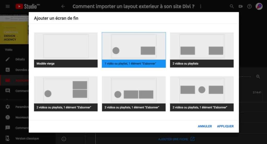Optimisation de vos vidéos sur Youtube 6-choi11