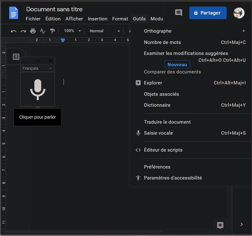 Ecrire ses textes RAPIDEMENT Google10